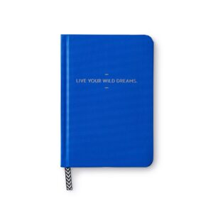 Live Your Wild Dreams Motto Journal