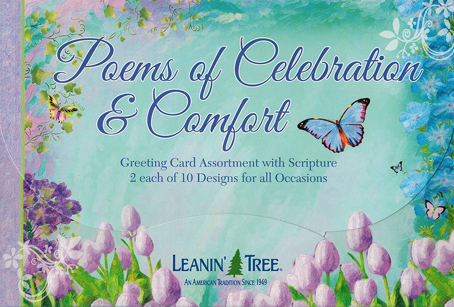 Poems Of Celebration Comfort All Occasion Greeting Card